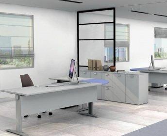 Scrivania Ufficio Sospesa : Kamos operativo arredo ufficio flex office srl