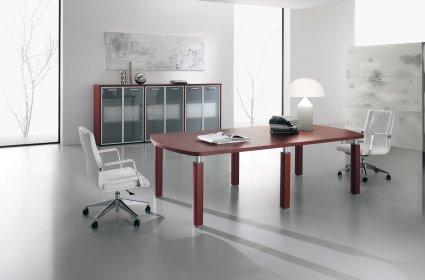 Arredo Ufficio Wenge : Flycom tavolo riunione meeting arredo ufficio flex office srl