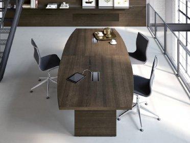 FREZZA - TAVOLO RIUNIONE - MEETING - ARREDO UFFICIO - flex office srl
